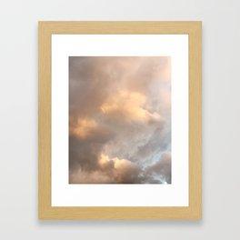Himmel Framed Art Print