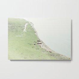 Seven sisters cliffs /2 Metal Print