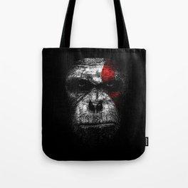 Ape of war Tote Bag