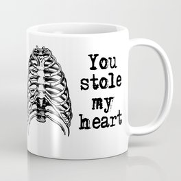 You stole my heart Coffee Mug