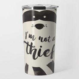 I'm not a thief Travel Mug