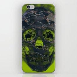 Skull Explotion iPhone Skin