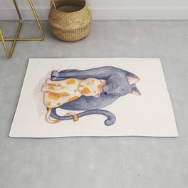 Mother's Love Rug