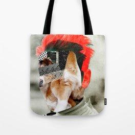 Where is Lassie? Tote Bag