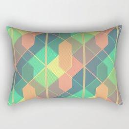 Jubilant Symphony Rectangular Pillow