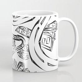 Entangled City Coffee Mug