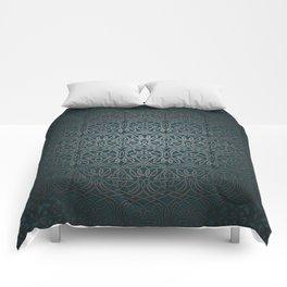 Jasmine Celtic Knotwork Comforters