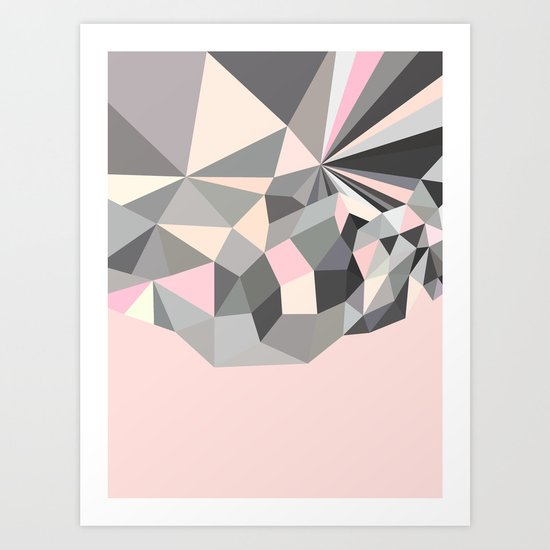 P1 Art Print