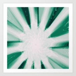 Psychedelica Chroma XVII Art Print