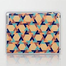 Geometric pattern 1977 Laptop & iPad Skin