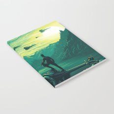 The Force Awakens Alternative Poster design Notebook