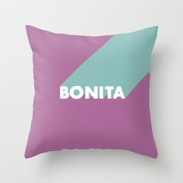 BONITA Spring Throw Pillow