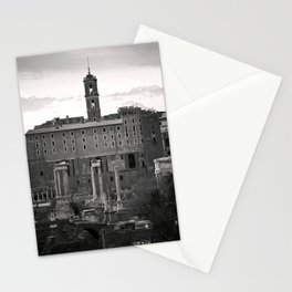 """""""this is the fierce last stand of all I am"""" Stationery Cards"""