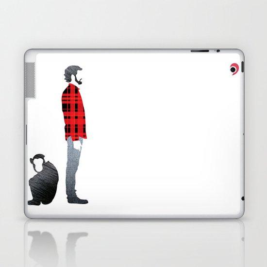 Distant relatives Laptop & iPad Skin