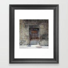 Doors of Perception 7 Framed Art Print