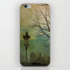 Once pon a time a park in Barcelona iPhone & iPod Skin