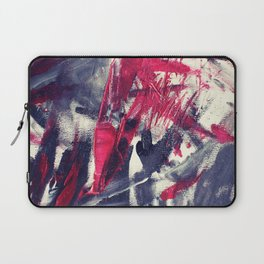 Abstract Painting Laptop Sleeve