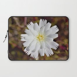 White Petals in the Desert by Reay of Light Photography Laptop Sleeve
