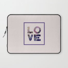 Succulent Uv LOVE #society6 #love #ultraviolet Laptop Sleeve