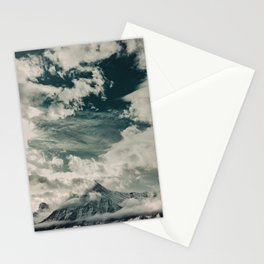 Cloud Mountain in the Canadian Wilderness Stationery Cards