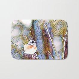 Junco Pastel Multi by CheyAnne Sexton Bath Mat