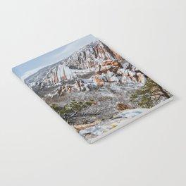Roxborough State Park, Colorado Notebook