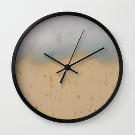 Rain Maker II Wall Clock