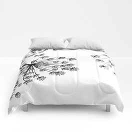 FENNEL UMBRELLAS Comforters