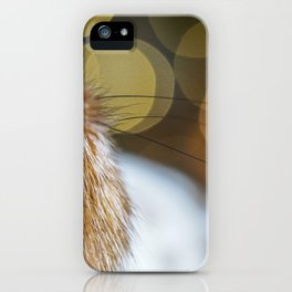 George. iPhone Case