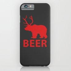 DEER & BEAR = BEER Slim Case iPhone 6s