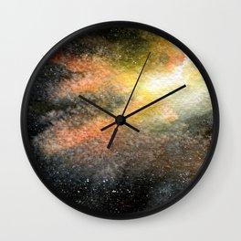 Kaboom! Wall Clock