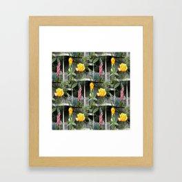Happy Labor Day! Framed Art Print