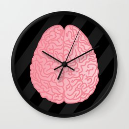 Human Anatomy - Brain Wall Clock