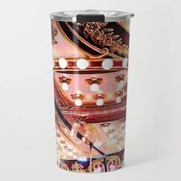 Carousel Lights Travel Mug