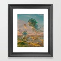 GALLBABIES (everyday 08.12.16) Framed Art Print