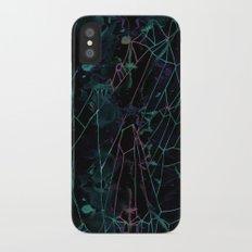 Crystal peak iPhone X Slim Case