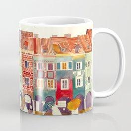 Evening in Poznań Coffee Mug