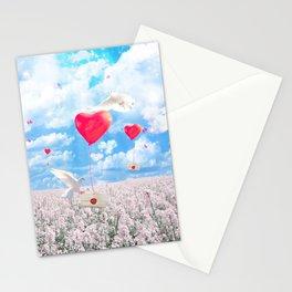 Nameless Romance Stationery Cards
