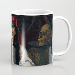 THE SORCERESS - GEORGES MERLE Coffee Mug