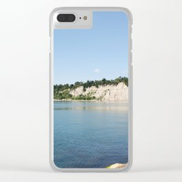 AFE The Bluffs Clear iPhone Case
