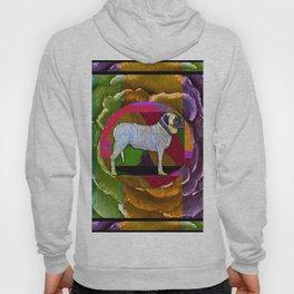 Rainbow Mastiff Hoody