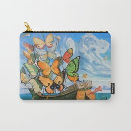 Salvador Dali 3 Carry-All Pouch