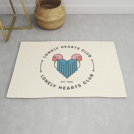 Lonely Hearts Club Rug
