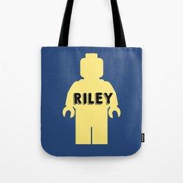 Riley Block Tote Bag
