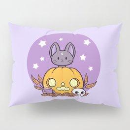Pumpkin Cats Son Pillow Sham