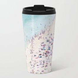 beach - summer love Travel Mug