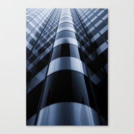 San Francisco Market Street Building Canvas Print