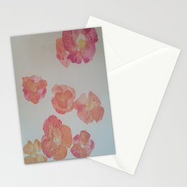 Pretty little flowers Stationery Cards