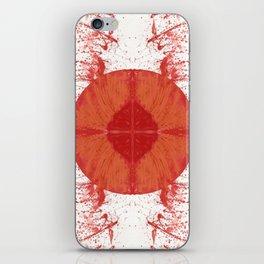 Sunday bloody sunday iPhone Skin