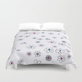 Pocket Full of Posies Duvet Cover